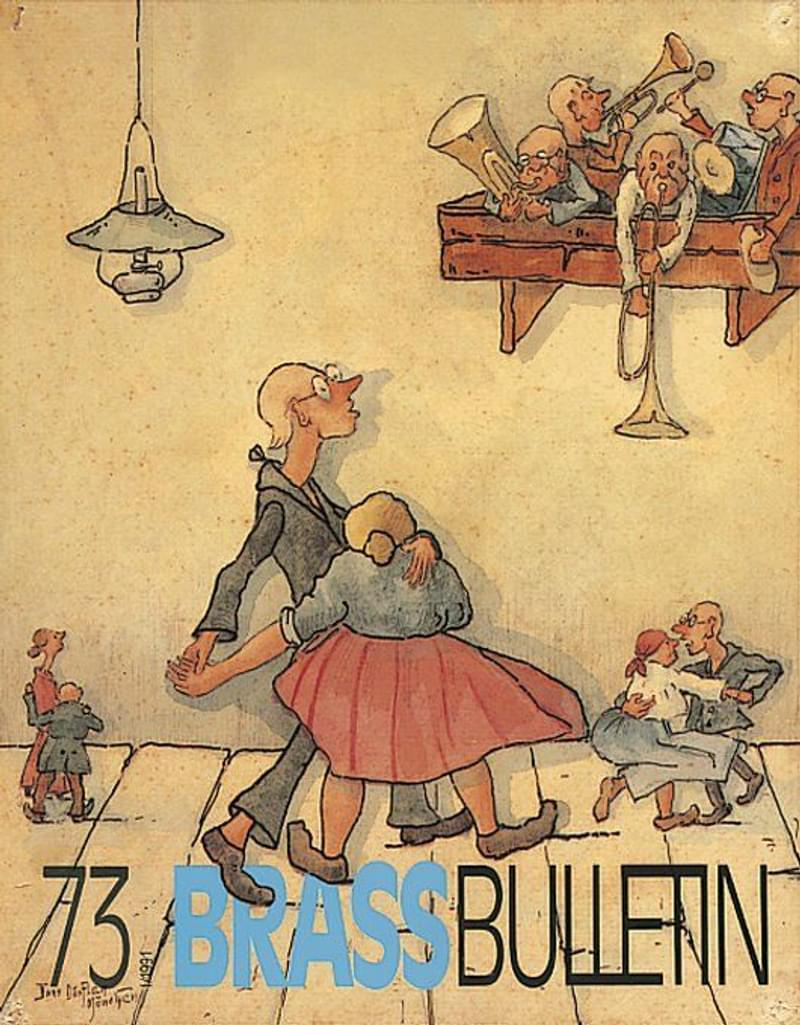 Brass Bulletin No 73 1991