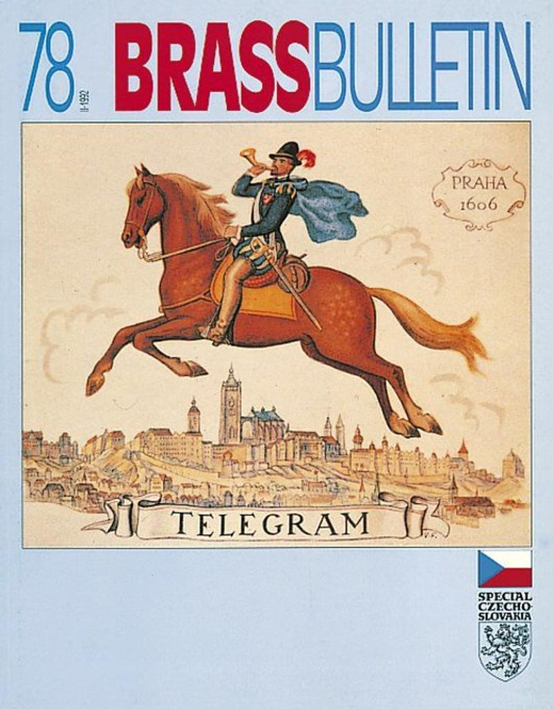 Brass Bulletin No 78 1992