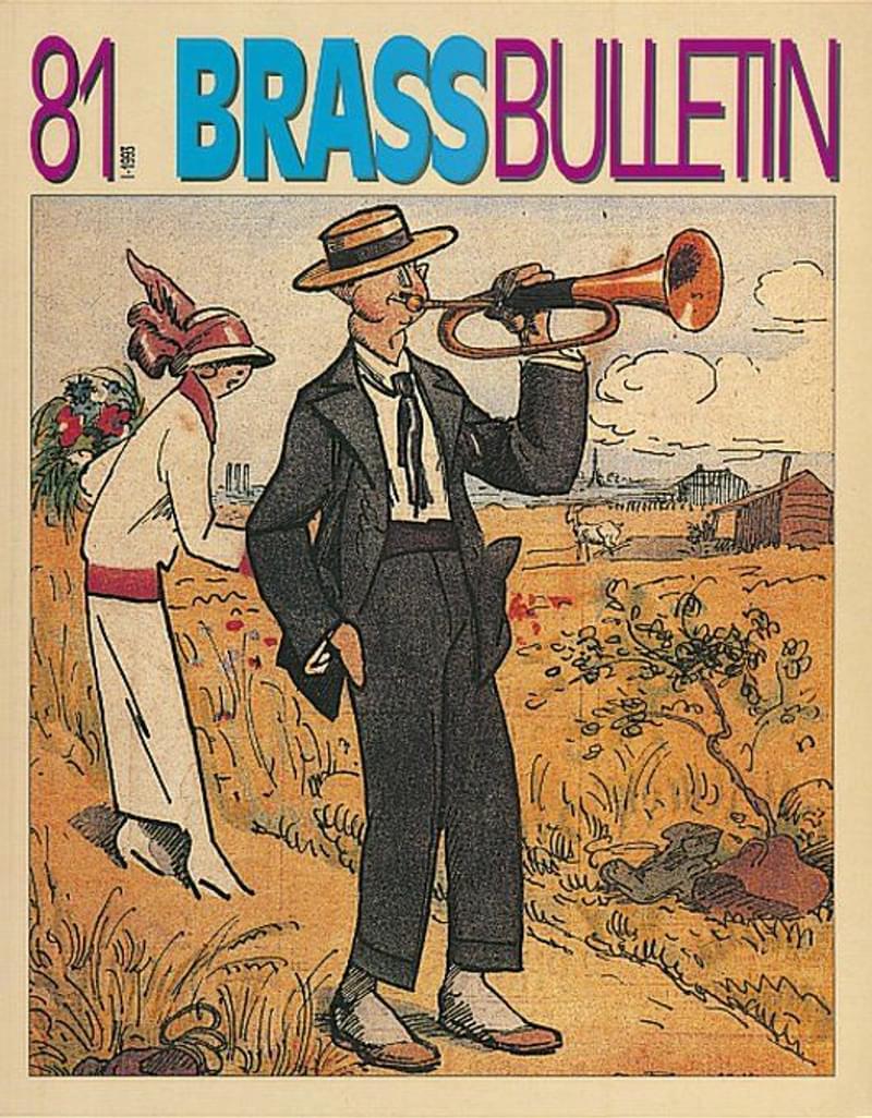 Brass Bulletin No 81 1993