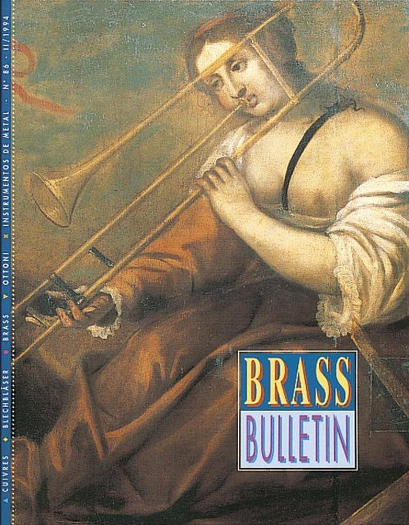 Brass Bulletin No 86 1994