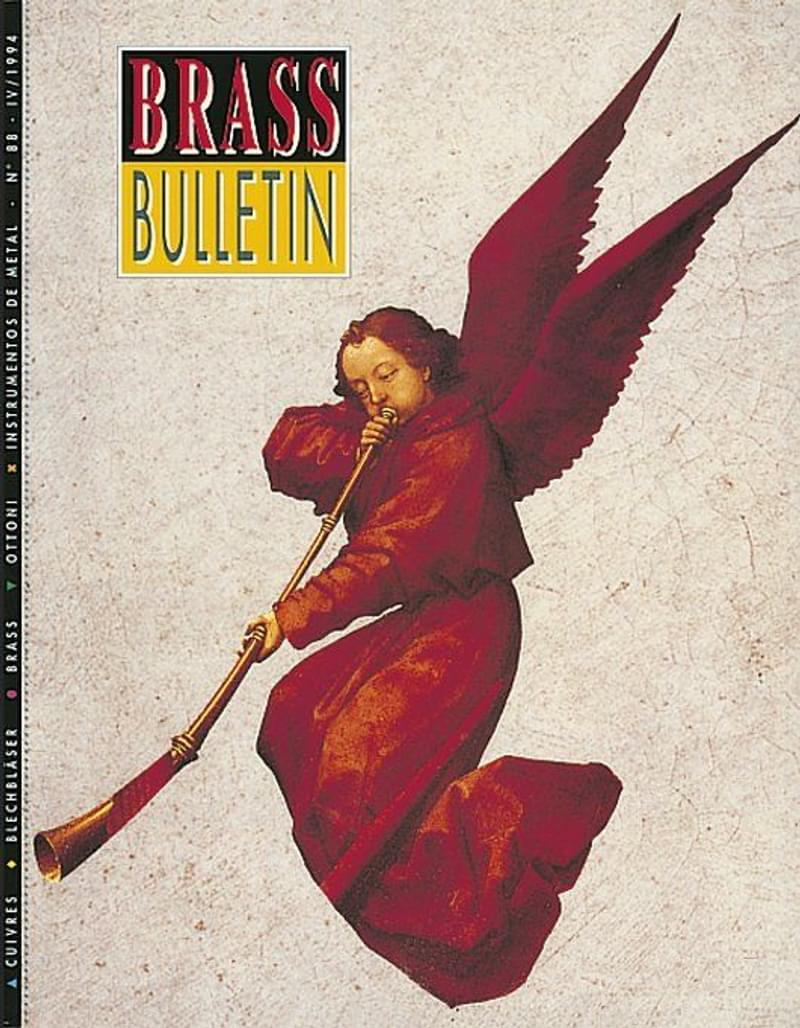 Brass Bulletin No 88 1994