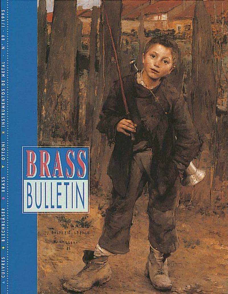 Brass Bulletin No 89 1995