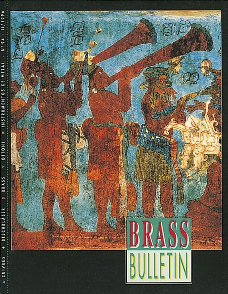 Brass Bulletin No 94 1996