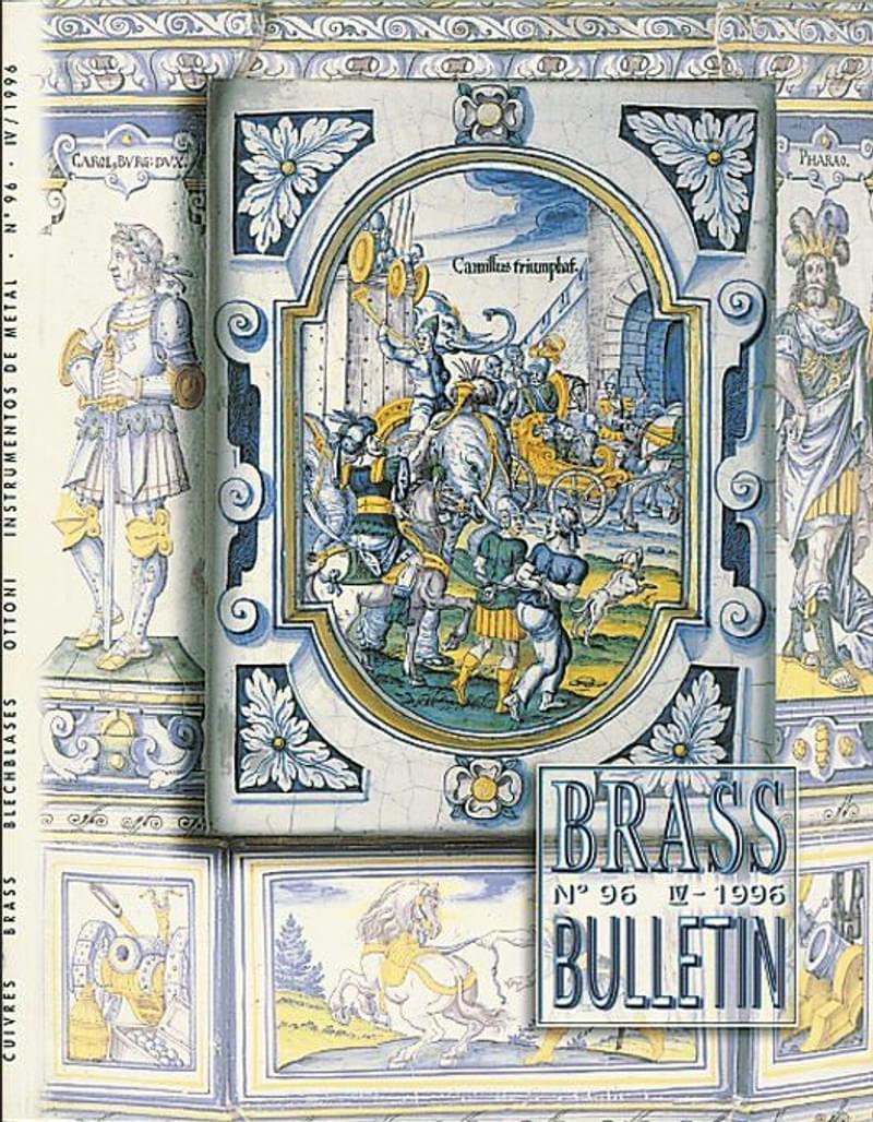 Brass Bulletin No 96 1996