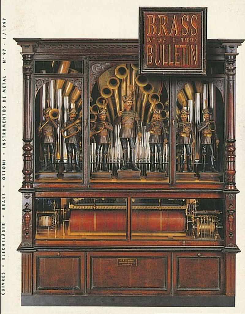 Brass Bulletin No 97 1997