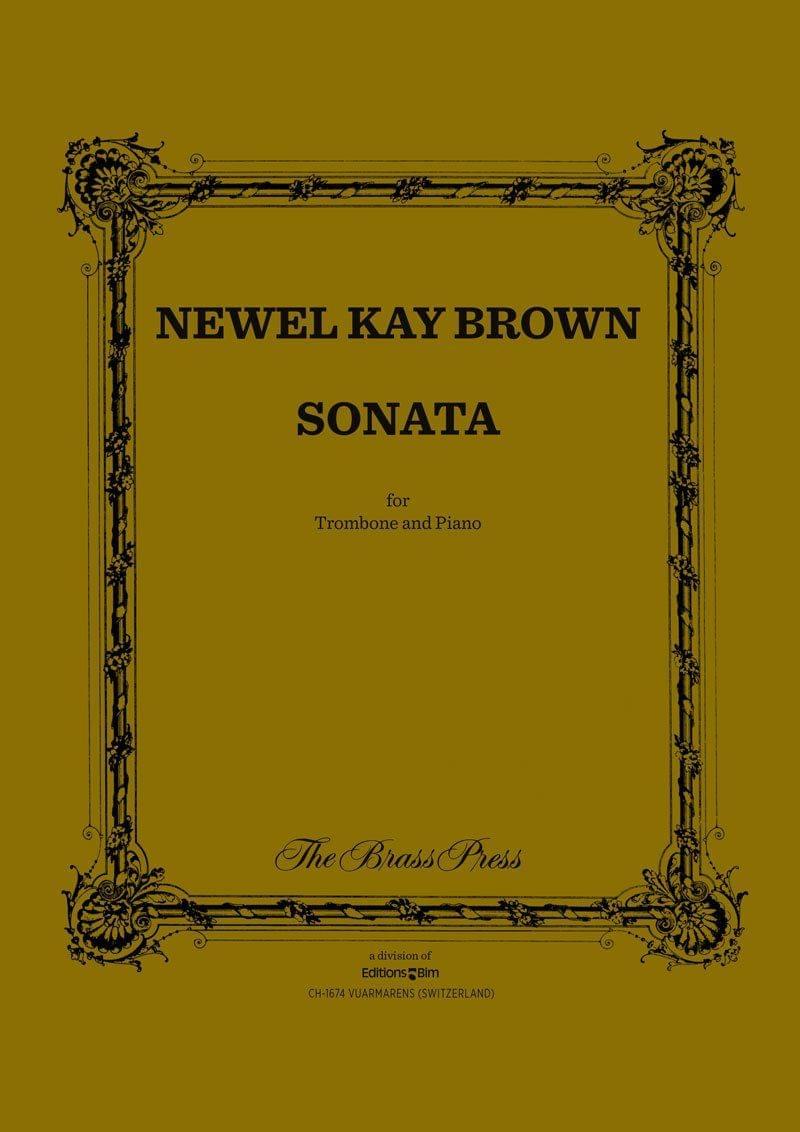 Brown Newel Kay Sonata Tb42