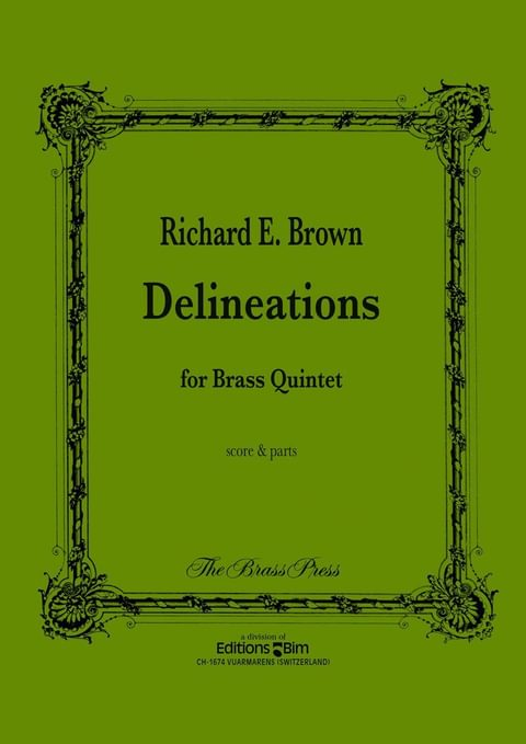 Brown Richard Delineations Ens83
