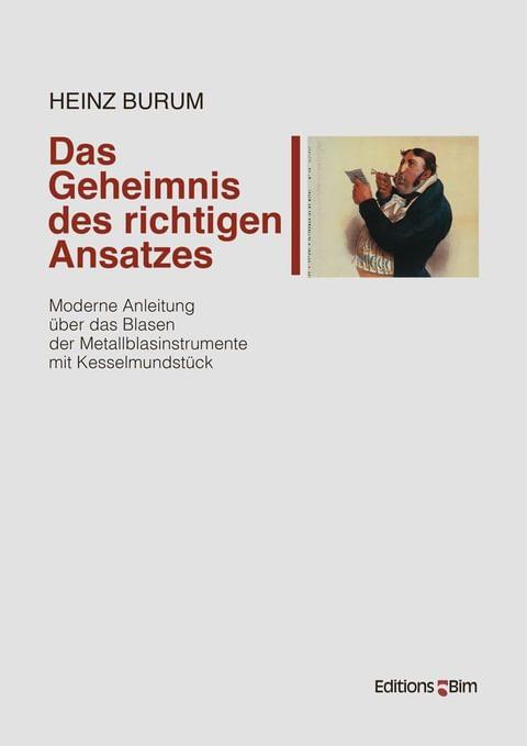 Burum Heinz Geheimnis Des Richtigen Ansatzes Bim5