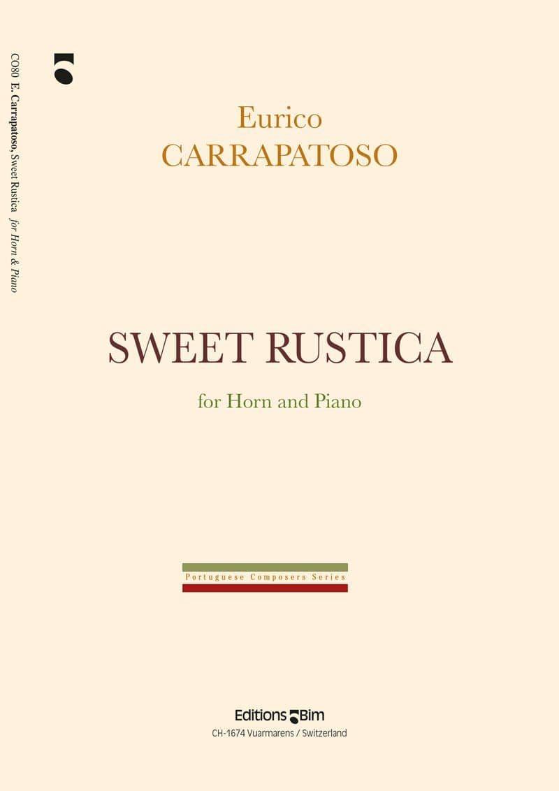 Carrapatoso Eurico Sweet Rustica Co80