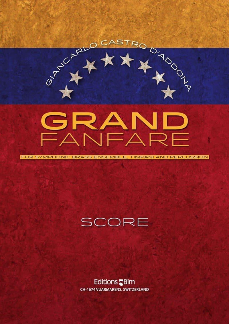 Castro Giancarlo Grand Fanfare Ens201B
