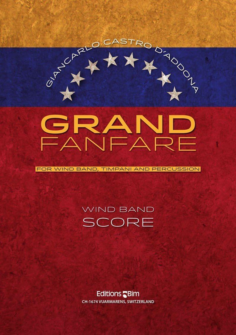 Castro Giancarlo Grand Fanfare Ens201E