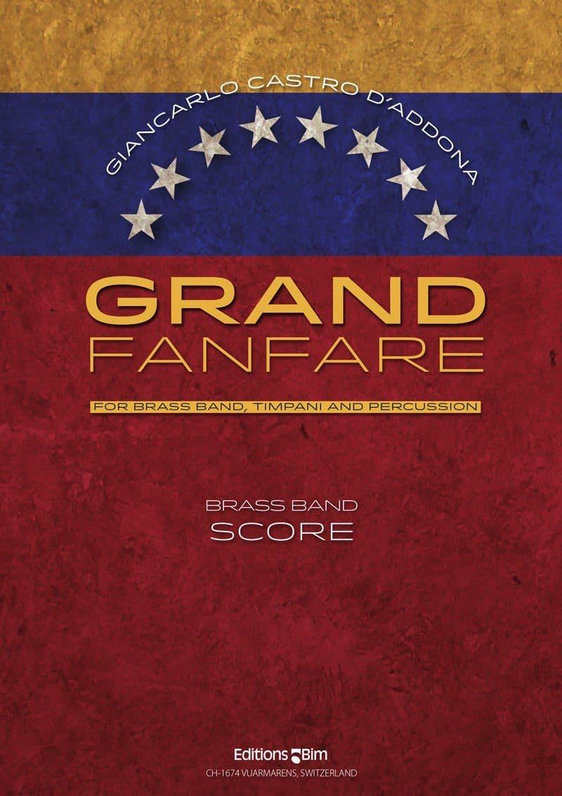 Castro Giancarlo Grand Fanfare Ens201G