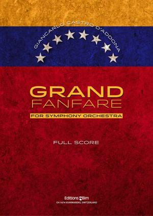 Castro Giancarlo Grand Fanfare Orch81B