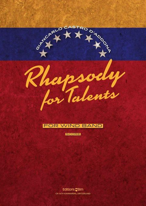Castro Giancarlo Rhapsogy For Talents Ov16