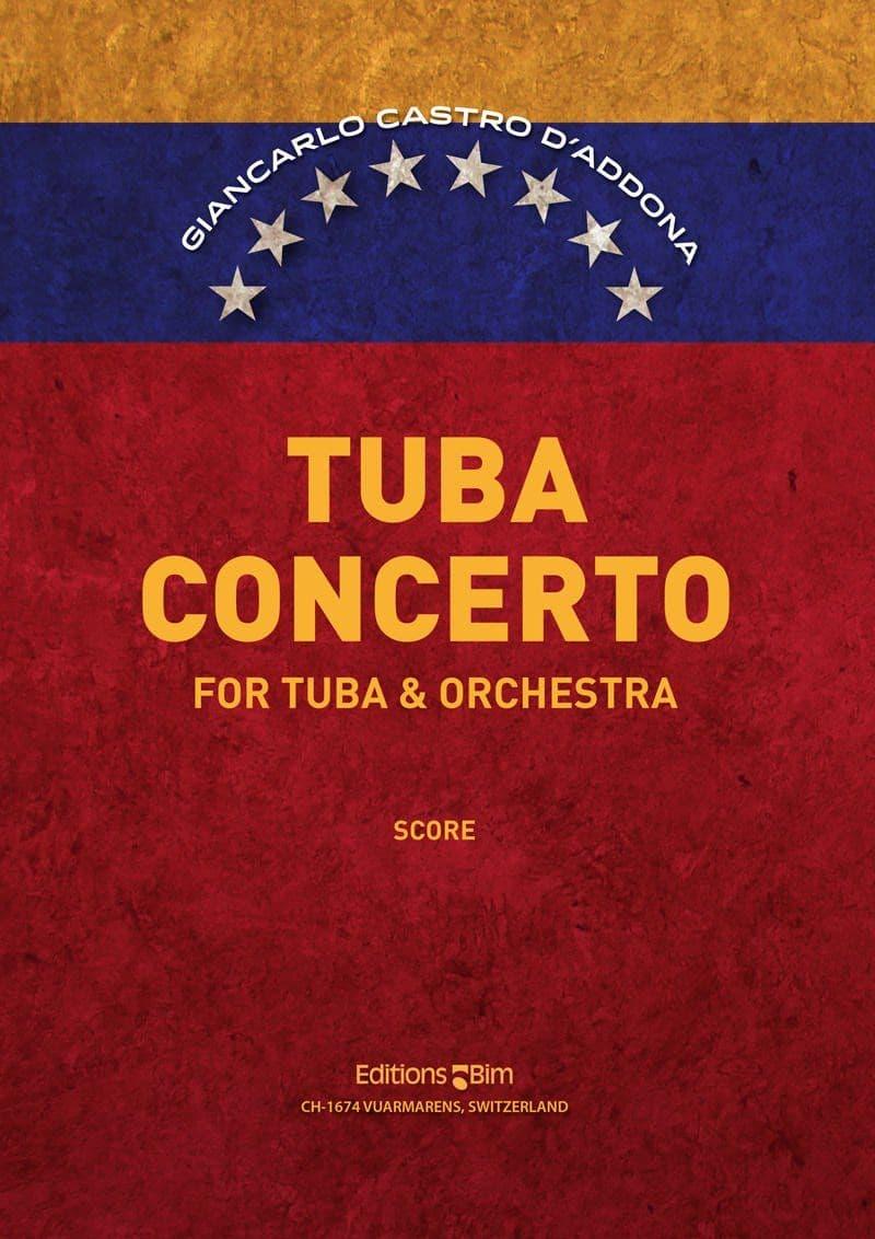 Castro Giancarlo Tuba Concerto Tu186