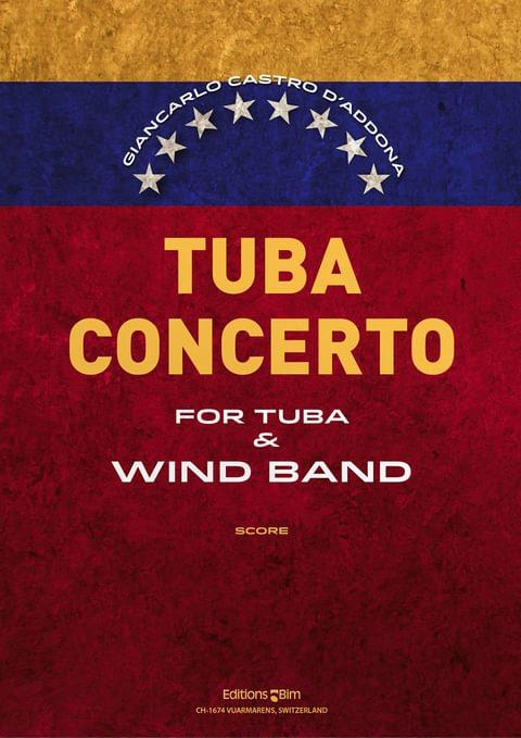 Castro Giancarlo Tuba Concerto Tu186E