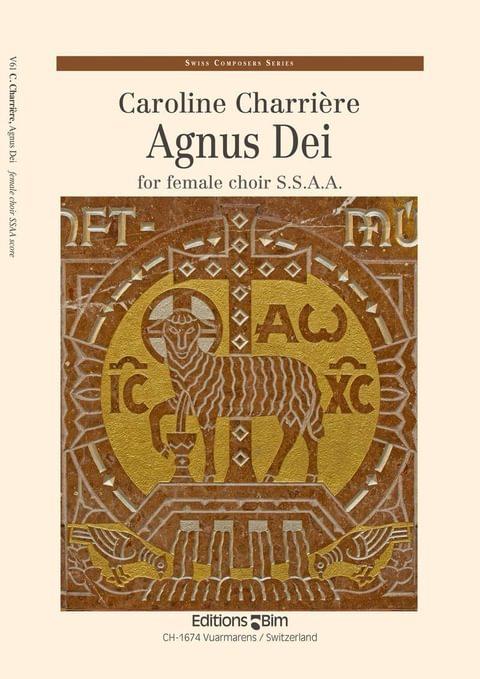 Charriere Caroline Agnus Dei V61