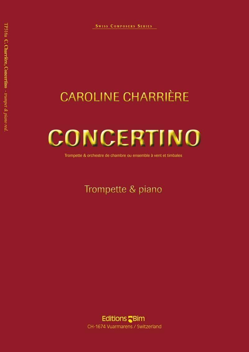 Charriere Caroline Concertino Tp316