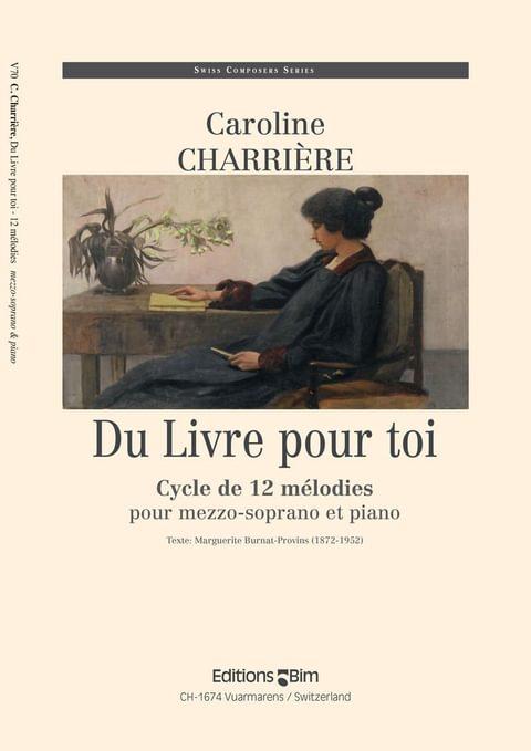 Charriere Caroline Du Livre Pour Toi V70