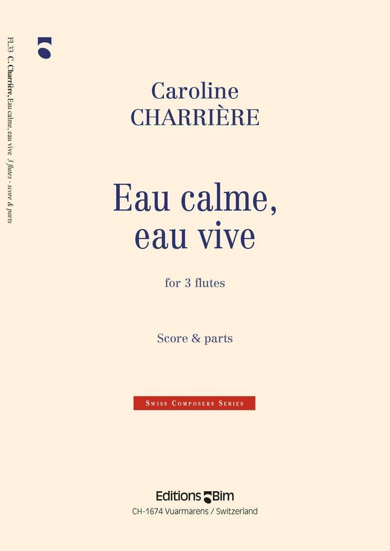 Charriere Caroline Eau Calme Eau Vive Fl33