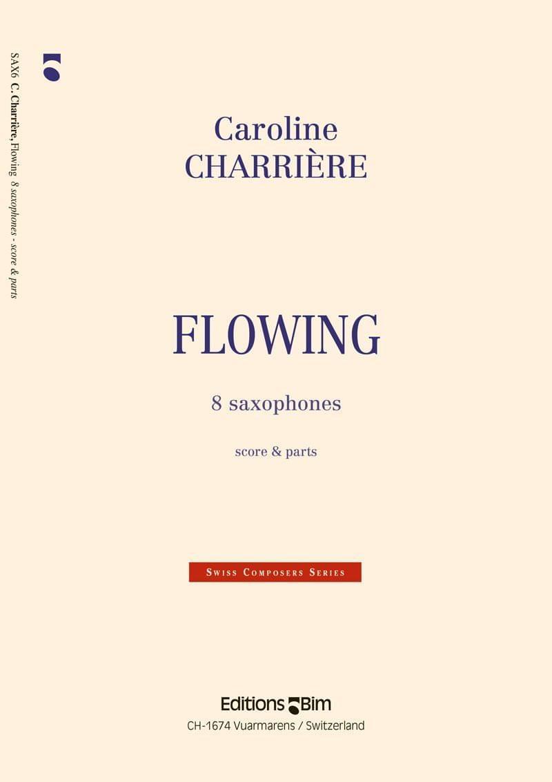 Charriere Caroline Flowing Sax6