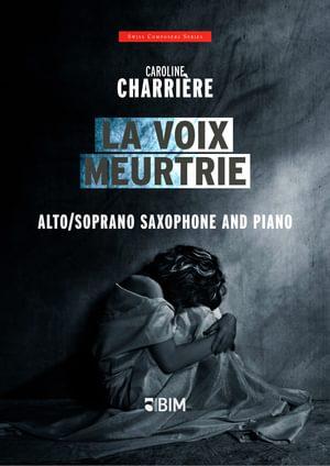 Charriere Caroline La Voix Meurtrie Sax9