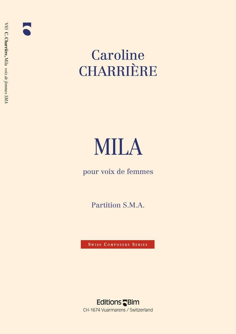 Charriere Caroline Mila V83
