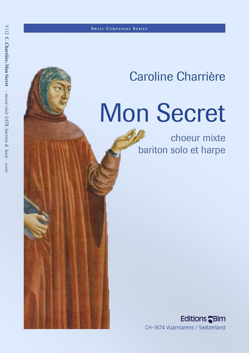Charriere Caroline Mon Secret V112