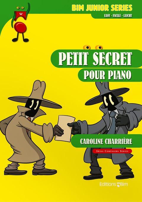 Charriere Caroline Petit Secret Pno61