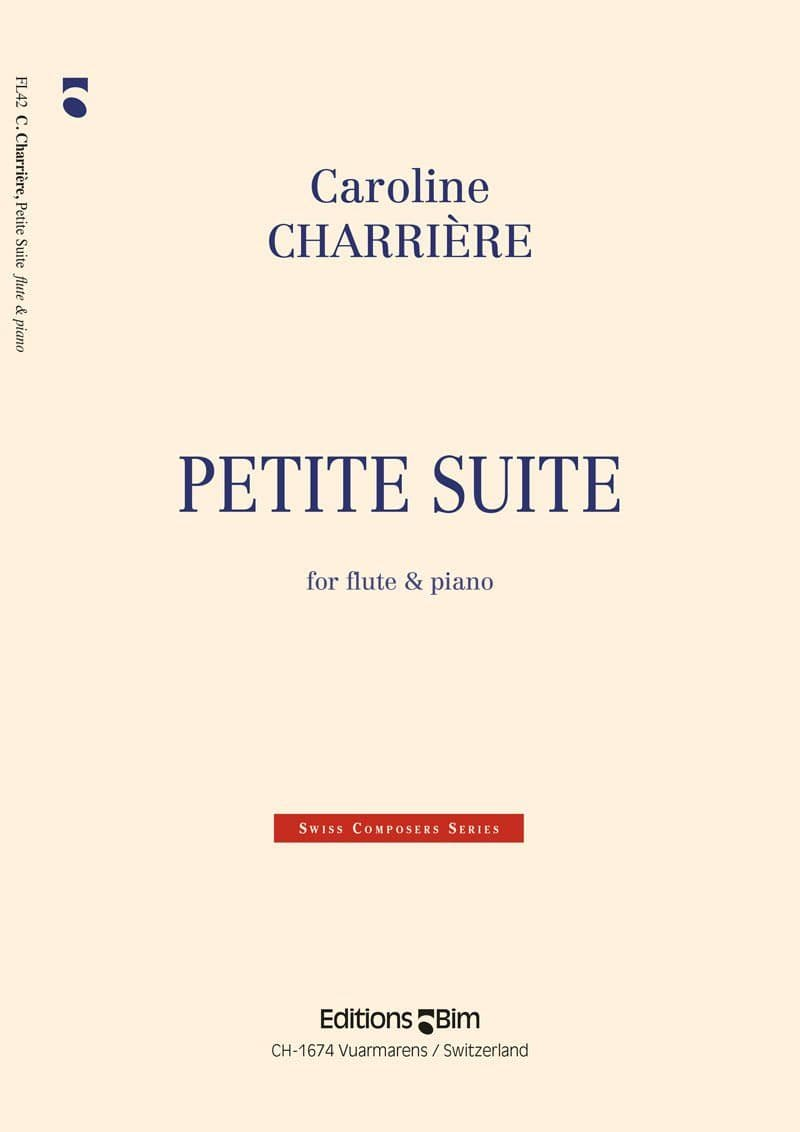 Charriere Caroline Petite Suite Fl42