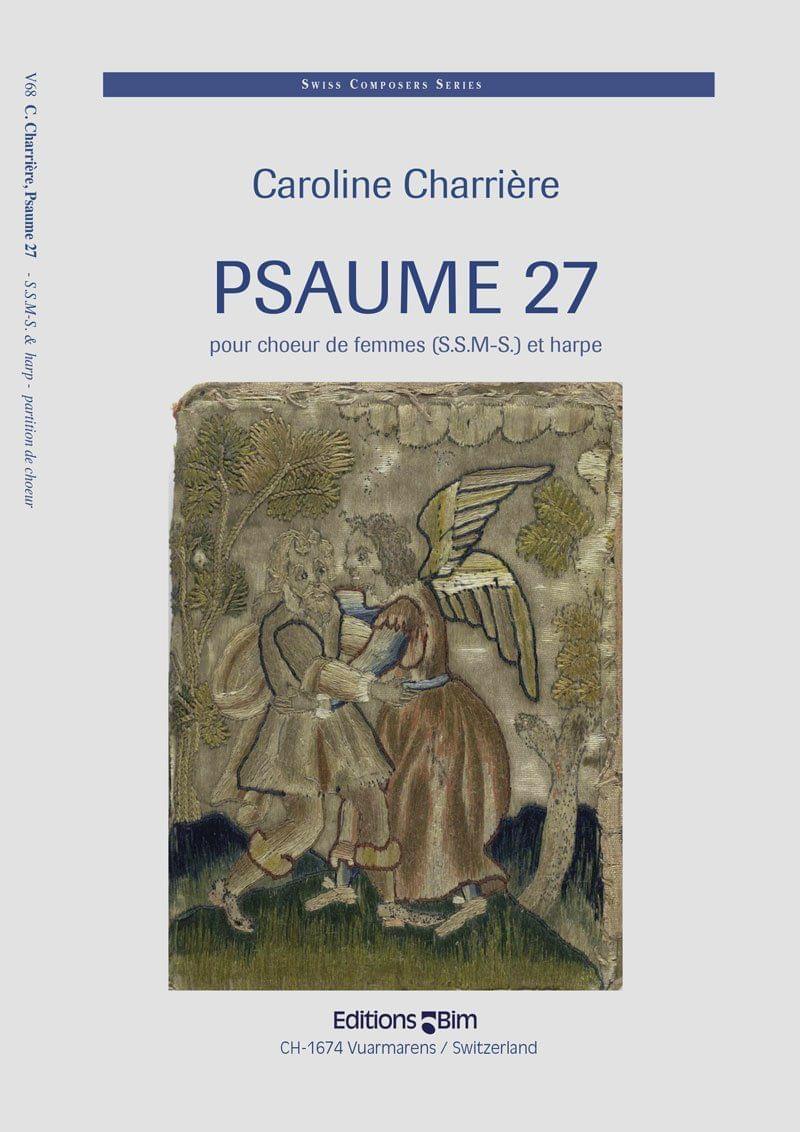 Charriere Caroline Psaume V68