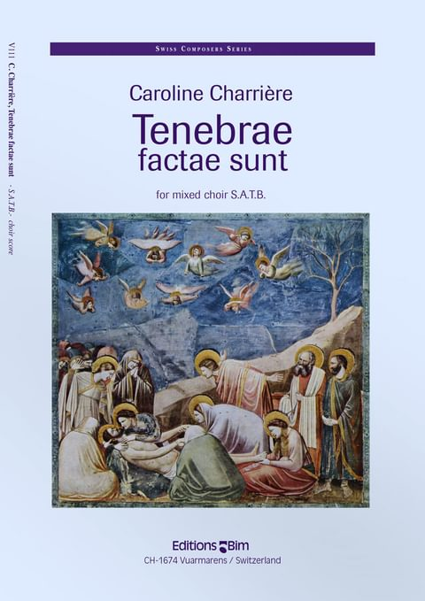 Charriere Caroline Tenebrae V111