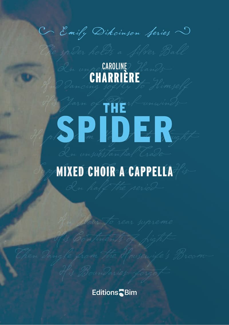 Charriere Caroline The Spider V122
