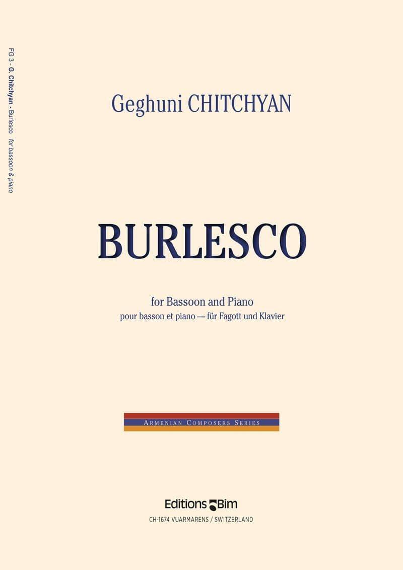 Chitchyan Geghuni Burlesco Fg3