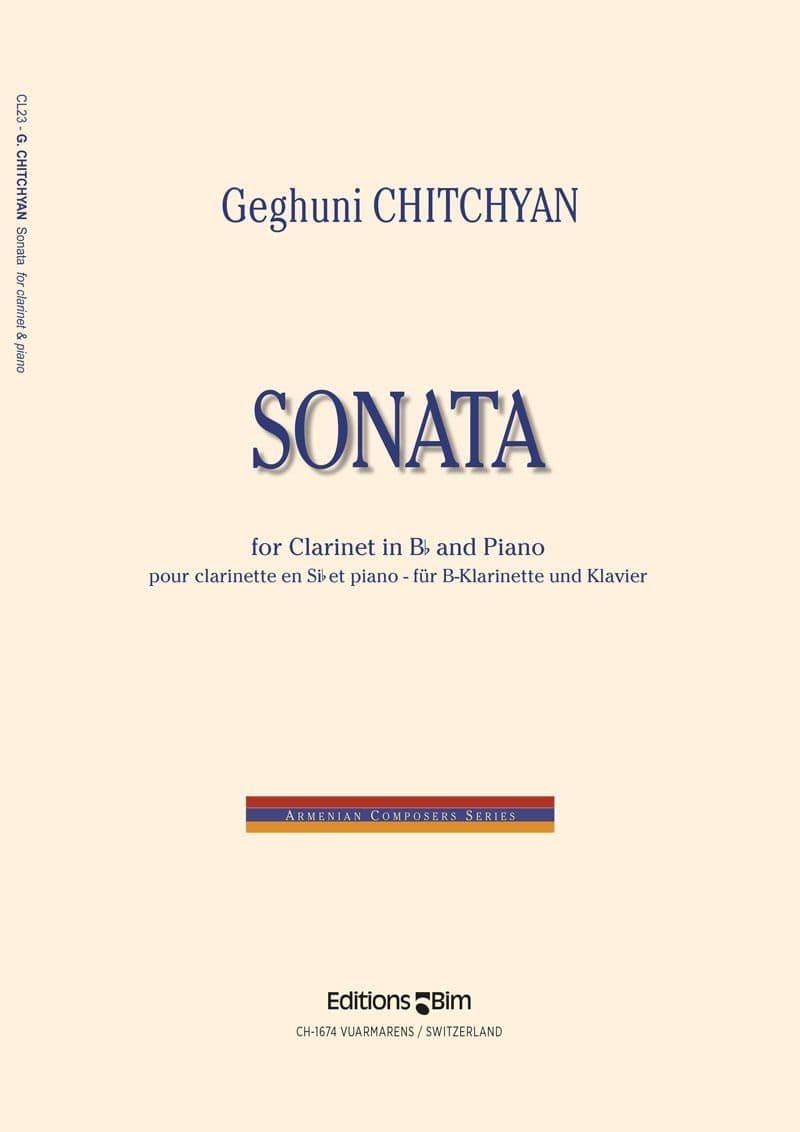 Chitchyan Geghuni Sonata Cl23