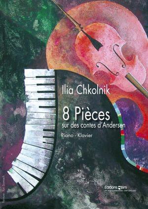 Chkolnik Ilia 8 Pieces Pno31