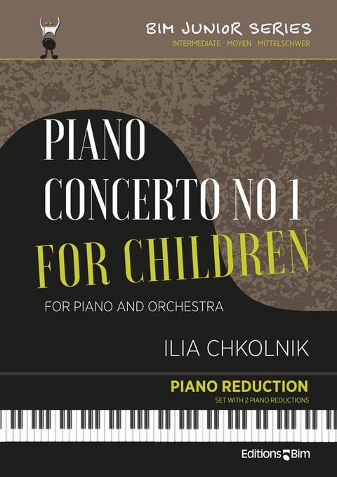 Chkolnik Ilia Piano Concerto 1 Pno18