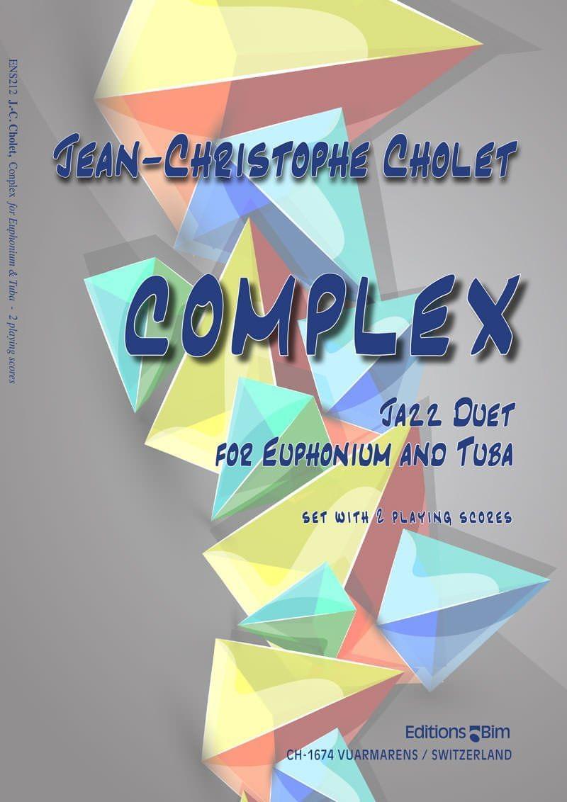 Cholet Jean Christophe Complex Ens212