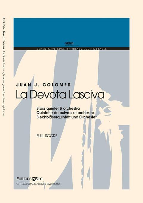 Colomer Juan La Devota Lasciva Ens154