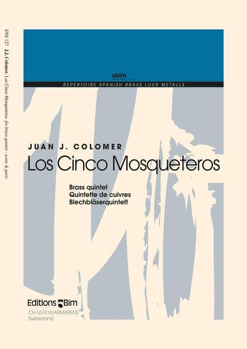 Colomer Juan Los Cinco Mosqueteros Ens127