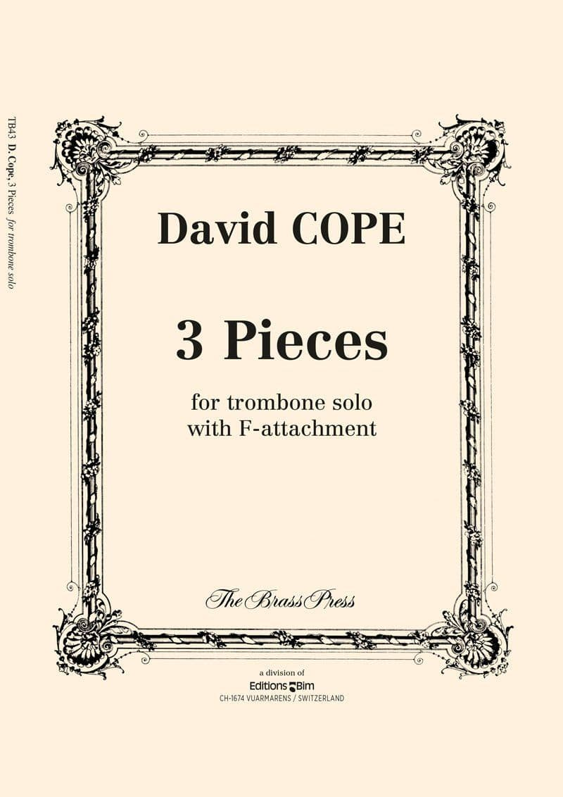 Cope David 3 Pieces Tb43