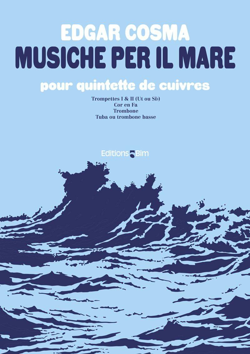 Cosma Edgar Musiche Per Il Mare Ens17