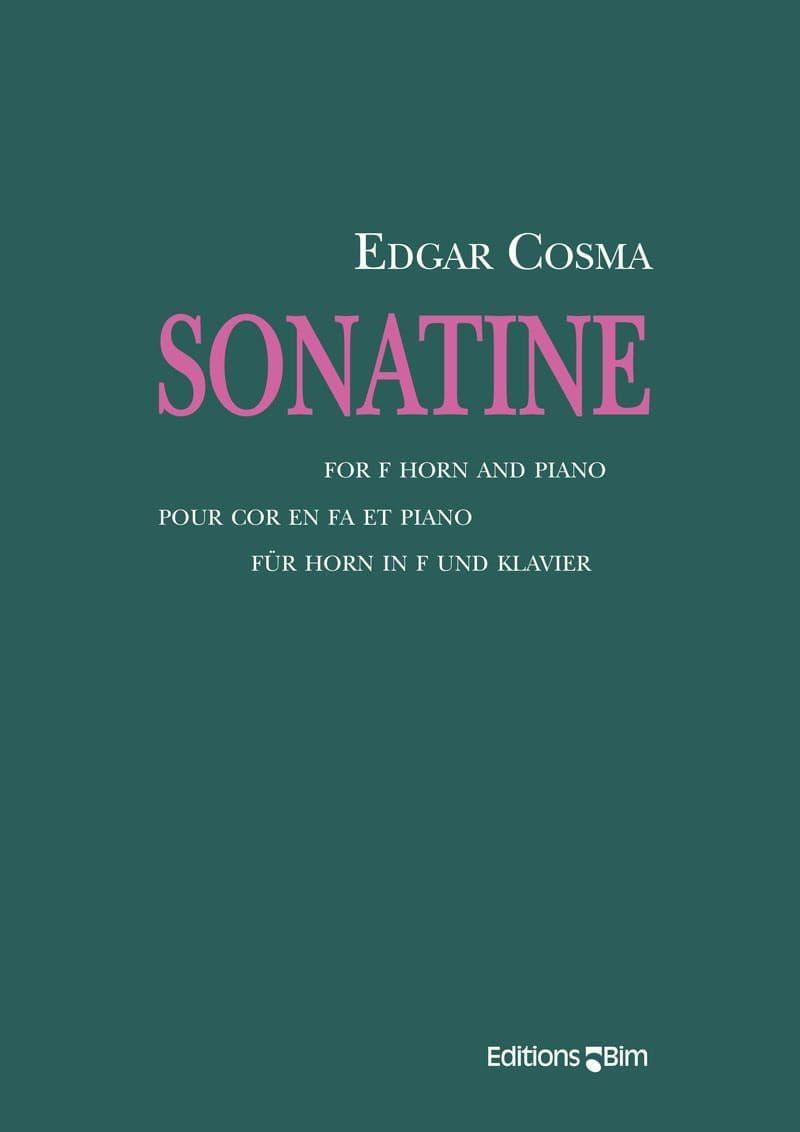 Cosma Edgar Sonatine Co2
