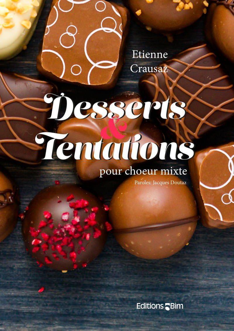 Crausaz Etienne Desserts Et Tentations V93