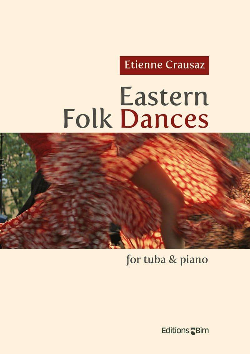 Crausaz Etienne Eastern Folk Dances Tu176