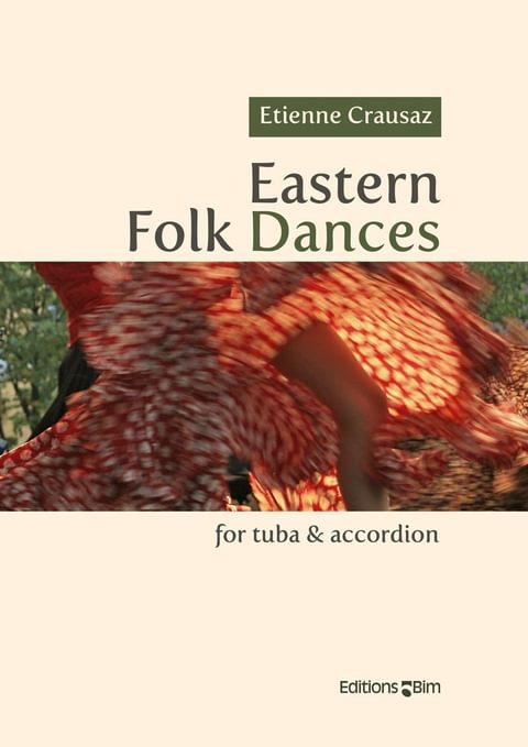 Crausaz Etienne Eastern Folk Dances Tu177