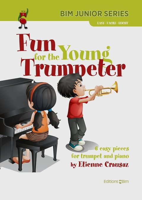 Crausaz Etienne Fun For The Young Trumpeter Tp340