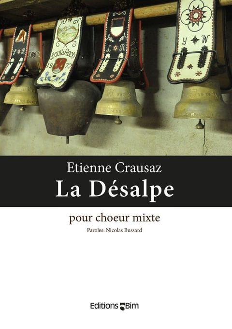 Crausaz Etienne La Desalpe V94