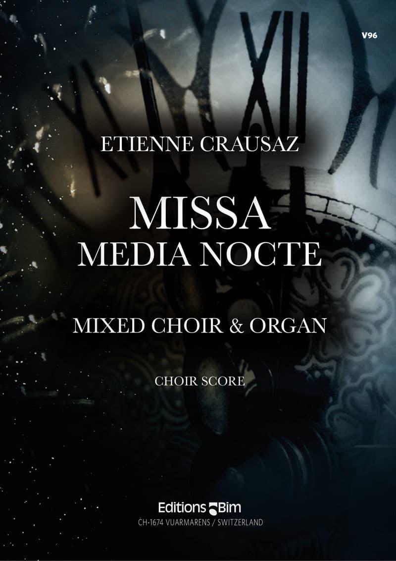 Crausaz Etienne Missa Media Nocte V96