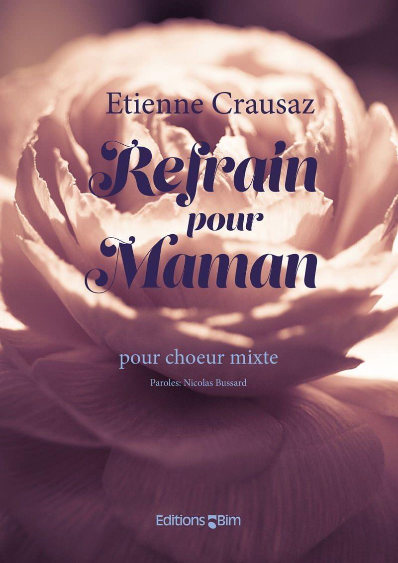 Crausaz Etienne Refrain Pour Maman V97